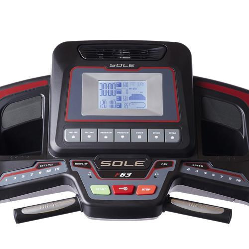 sole f63 console